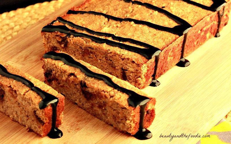 Paleo Banana Almond Butter Bread