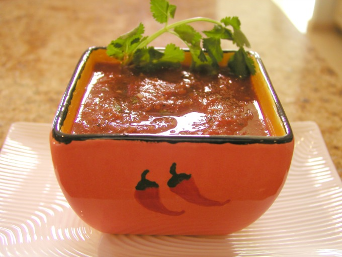 Most Addictive Salsa Ever - Paleo and low carb