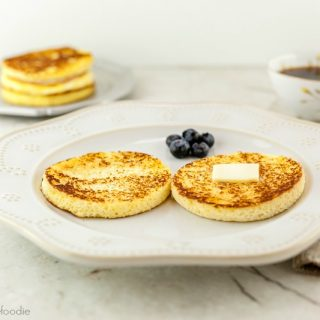 Quick Paleo English Muffins - Grain free, Low Carb and Keto.