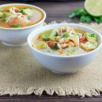 Sopa De Lima- Low Carb, Keto and Paleo