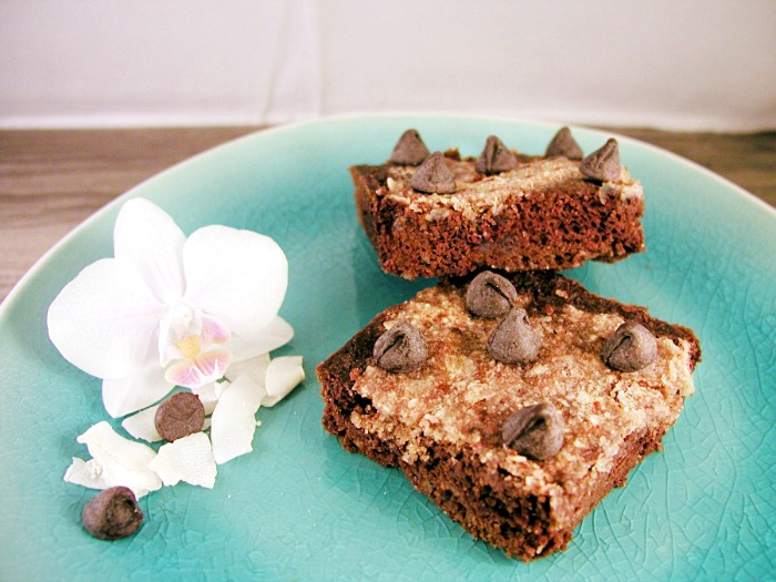 Coconut Mocha Loco Coffee Cake- Paleo & Low carb.