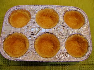 mini pie crust