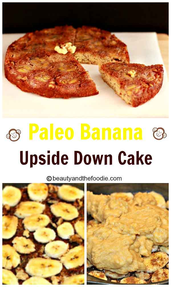 Paleo Banana Cake Recipe
