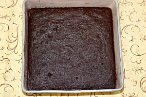German Chocolate Brownie Bars 047 layer 1