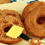 Paleo Plain or Cinnamon Raisin Bagels. Grain free and low carb version