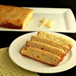Sneaky Cheesy Garlic Bread- Grain Free, Low Carb and Gluten Free