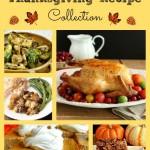Grain Free Low Carb Thanksgiving Recipe Collection. #grainfree #lowcarbthanksgiving