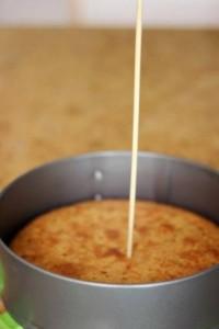 orange cake prep