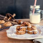 Chocolate Chunk Nut Butter Cookies - Paleo and Low carb version
