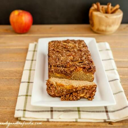 French Apple Pie Bread