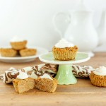 Carrot Cake Zucchini Muffins- paleo and low carb