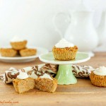 Carrot Cake Zucchini Muffins, grain free, paleo and low carb