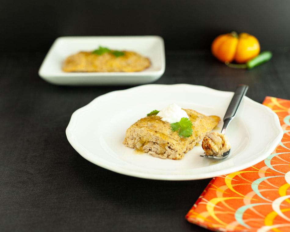 Corn-free, low carb pork tamales