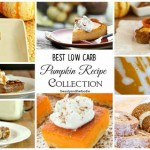 Best Low Carb Pumpkin Recipe Collection- Delicious gluten free low carb pumpkin recipes