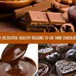 10 Delightful Healthy Reason to Eat Dark Chocolate