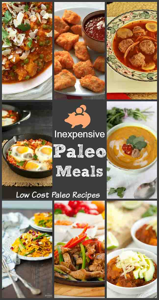 inexpensive paleo meals beauty and the foodie. Black Bedroom Furniture Sets. Home Design Ideas