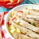 Asian Pork Stir Fry