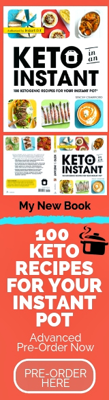 Keto In An Instant Book
