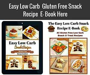 Easy Low Carb Snack Book