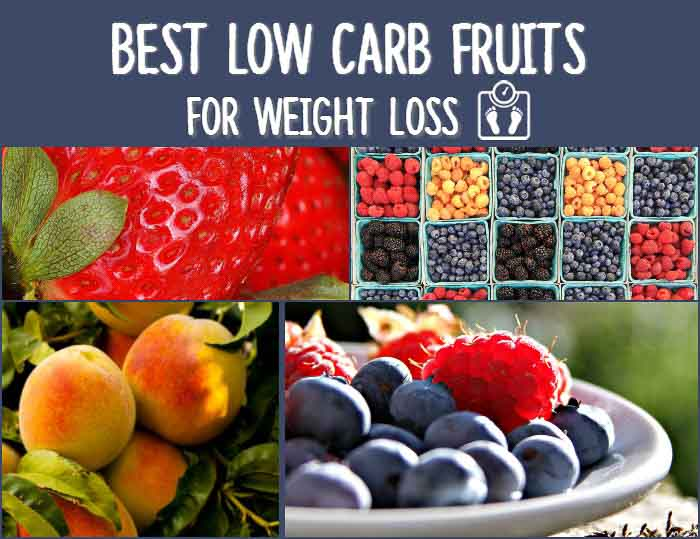 Best Low Carb Fruits for Weight Loss -Which Fruits are the lowest in carbs?