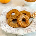 Pumpkin Spice Cream Spread Dairy Free- Paleo, vegan, low carb and yummy!