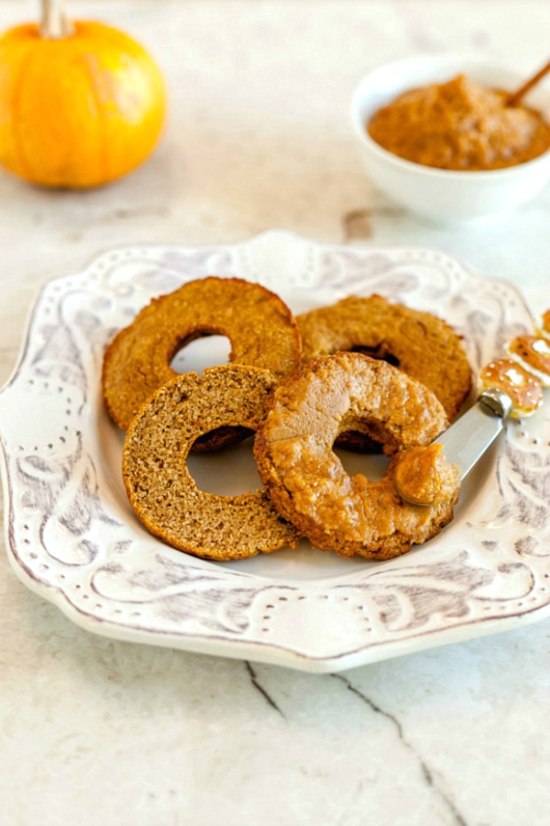 Pumpkin Spice Cream Spread Dairy Free- paleo, vegan, low carb and nut free version