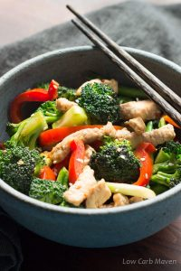 Easy Pork Stir Fry & Veggies