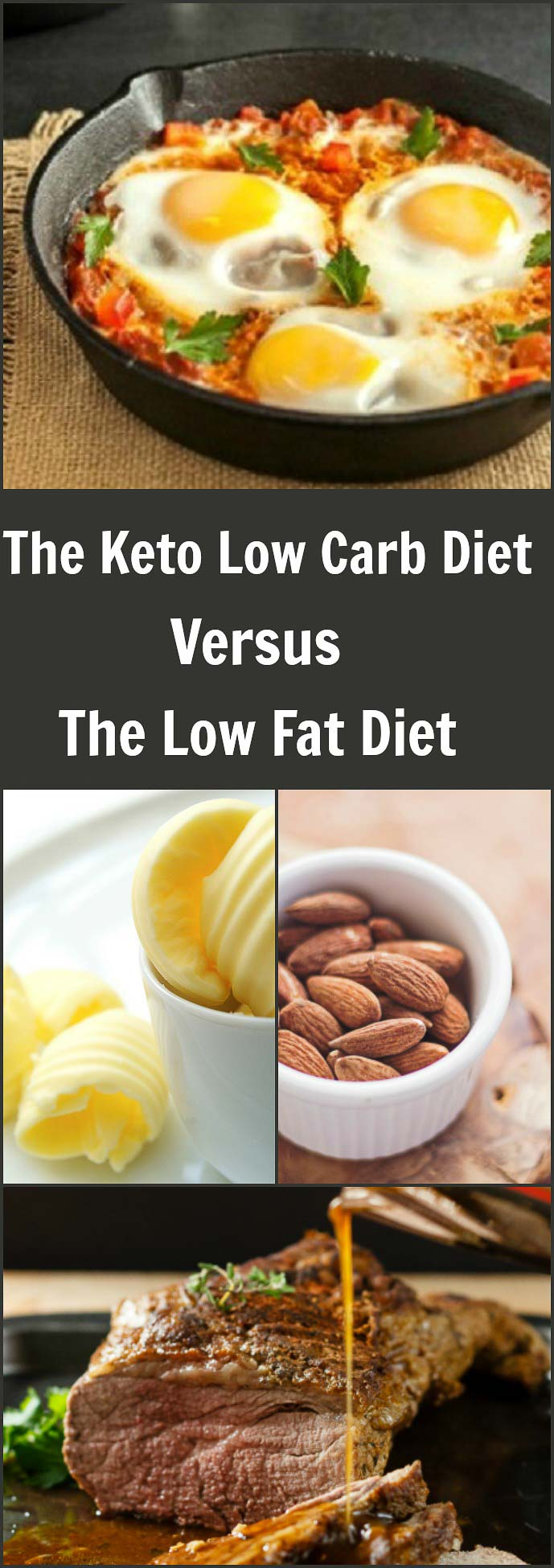 Ketogenic Low Carb Diet Versus Low Fat Diet plans