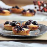 Cherry Cheesecake Tarts Low Carb & Gluten Free