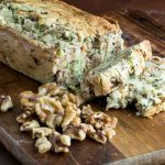 Keto Zucchini and Walnut Bread- Low Carb & Gluten Free