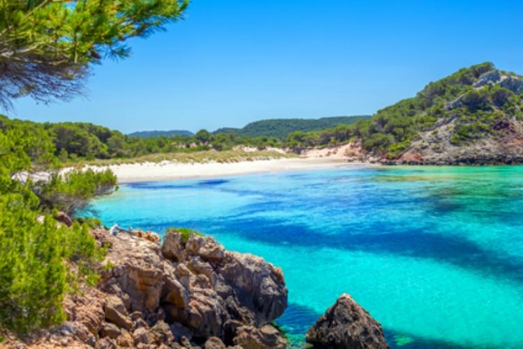 Island of Minorca, Spain