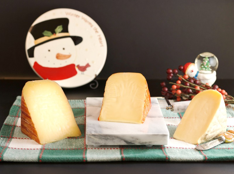 Mahon Menorca Cheeses