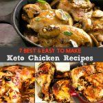 7 Best Easy Keto Chicken Recipes