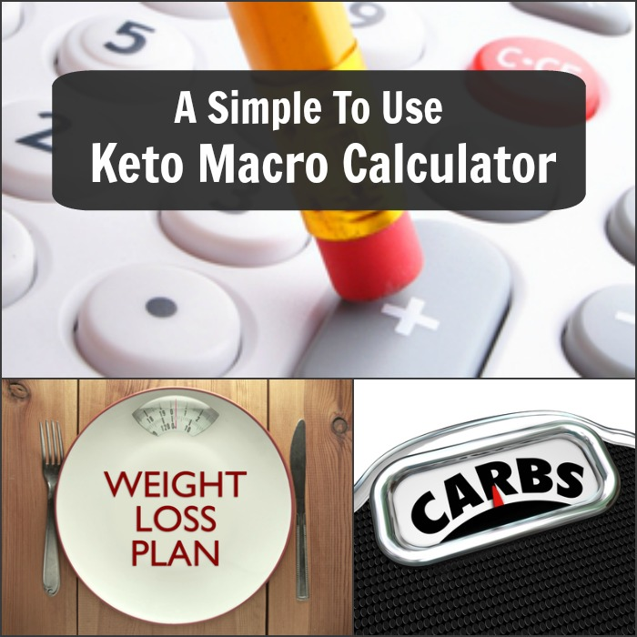 Keto Macro Calculator is a simple way to calculate your macros.