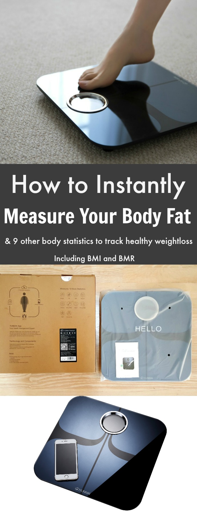 How to Instantly Measure Your Body Fat Percentage