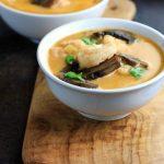 Keto Instant Pot Thai Shrimp Soup - Paleo & Whole30