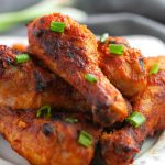 Baked Szechuan Drumsticks Low Carb