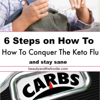 6 Steps On How To Conquer The Keto Flu (And Stay Sane)