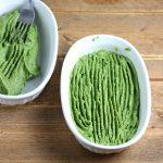 Creamy Cheesy Broccoli Mash with Bacon-