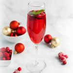 Wild Berry Zinger Mimosa Low Carb