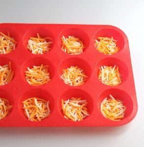 Keto Nacho Cheese Crisps