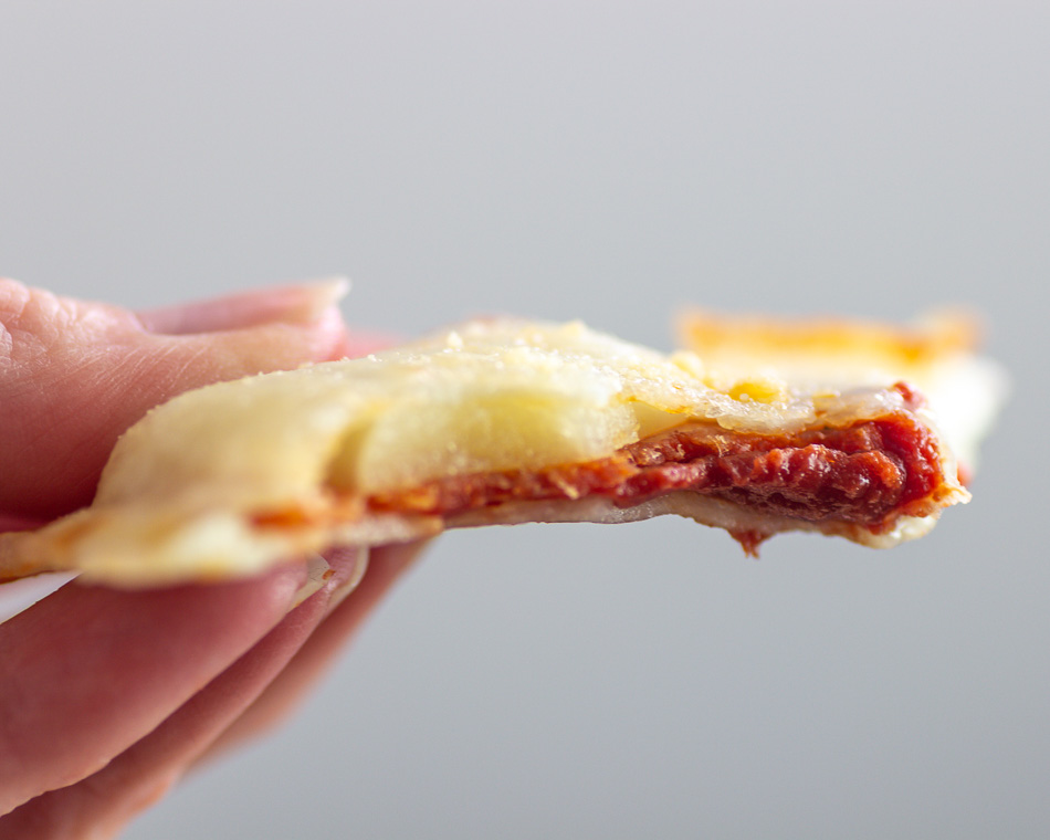 Easy Keto Pizza Turnovers- Low carb & gluten free.