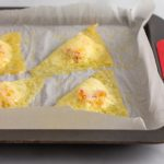 Easy Low Carb Peaches and Cream Turnovers- prep 6