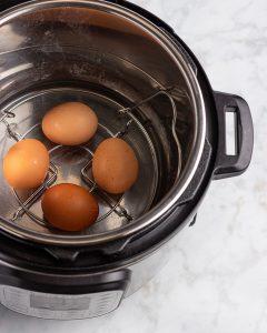 preparing egg step 2