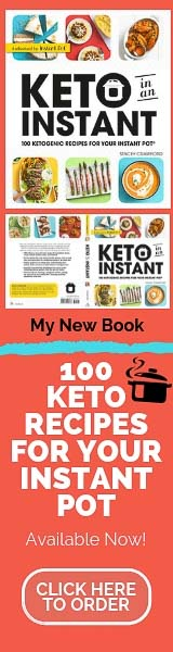 Keto in an Instant Book Ad
