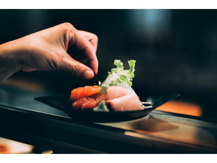 Ordering Sushi Keto Style