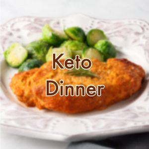 Low Carb Keto Main Dishes