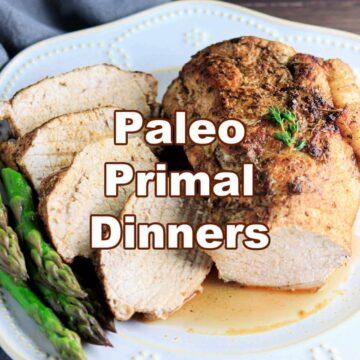 Paleo and Primal Main Dish Recipes